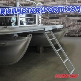 Extreme Max 4 Step UnderMount Pontoon Ladder