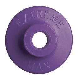 Extreme Round Purple Plastic 48 pack