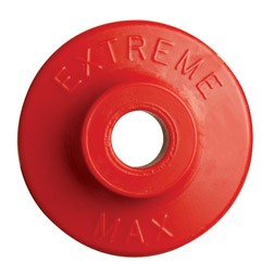 Extreme Round Red Plastic 48 pack