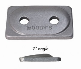 Woody Angled Double Digger 48 pack