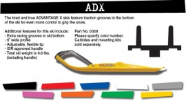 C,A Pro ADX Advantage X Ski