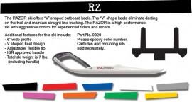 C,A Pro RZ Razor Ski
